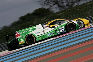 European Le Mans Race report Strong performance for Greaves Motorsport in 4 Hours of Silverstone