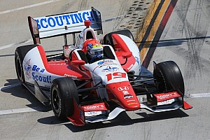 IndyCar Preview Justin Wilson eager to return to Barber Motorsports Park