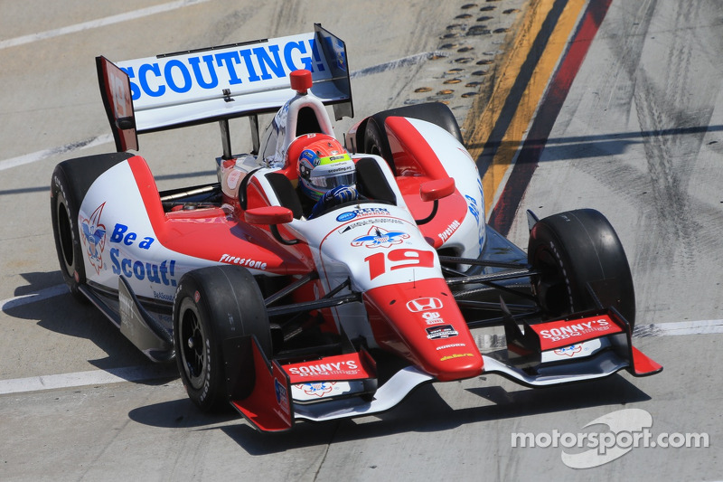 Justin Wilson eager to return to Barber Motorsports Park