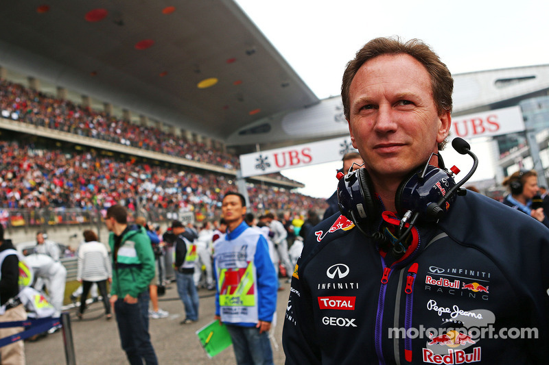McLaren should focus on track, not court - Horner