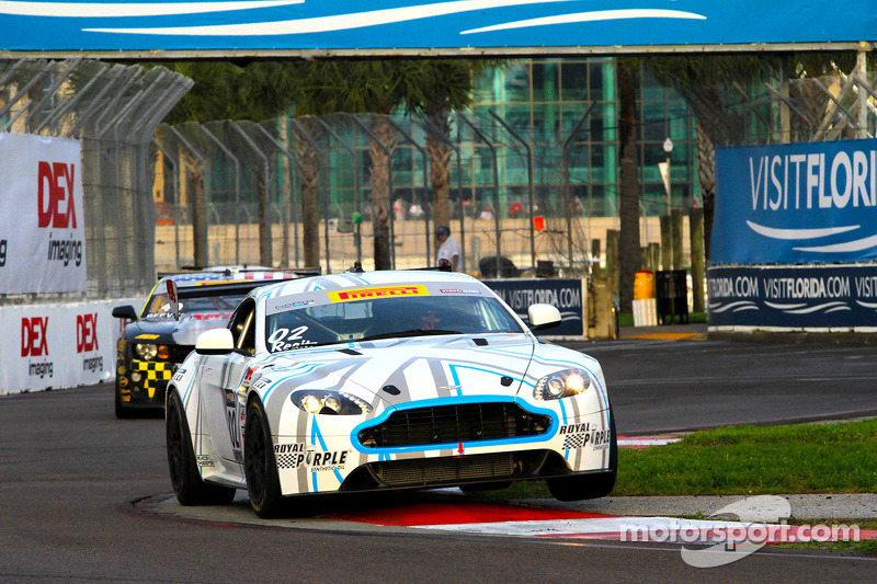 Mikey Taylor to pilot TRG-AMR GT4 at Birmingham