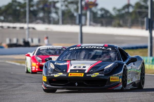 Boardwalk Ferrari returns to the track this weekend at Sonoma Raceway