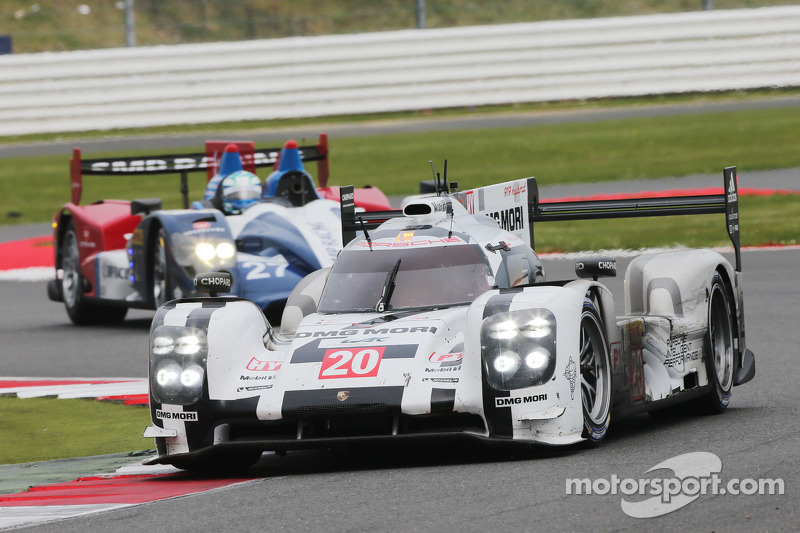 Porsche 919 Hybrid: Dress rehearsal for Le Mans