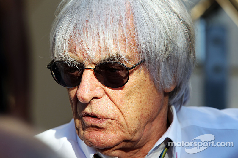 Ecclestone denies $400m plea deal reports