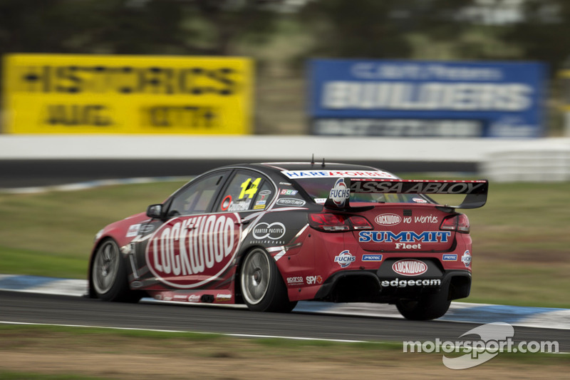 Lockwood Racing search for pace at Pukekohe