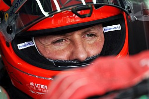 Formula 1 Breaking news Latest Schumacher rumours not true - manager