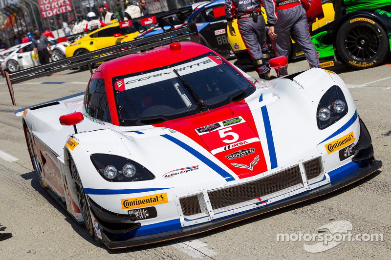Action Express Racing Returns to West Coast for Continental Tire Monterey Grand Prix