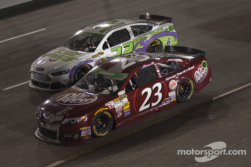 Bowman finishes 28th at Richmond
