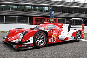 WEC Breaking news Rebellion Racing's Toyota R-One revealed in full racing trim