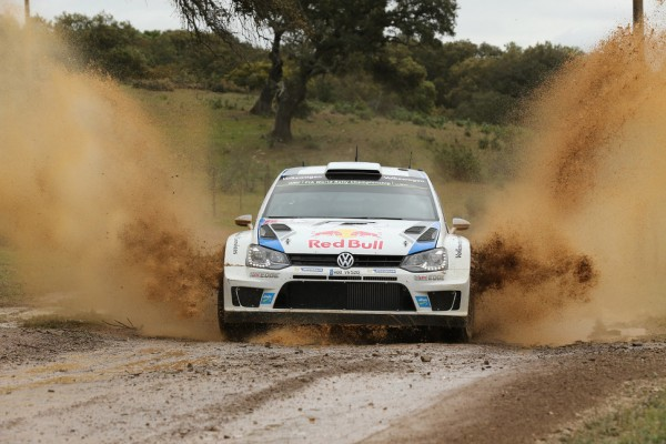 Volkswagen travels to Argentina with an unquenchable will to win