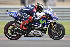 MotoGP Practice report Yamaha: Scorching temperatures signal the start in Jerez