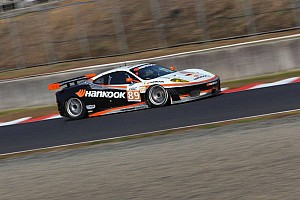 GT Preview GT Asia all set for Season opener in AFOS Event at the Korea International Circuit
