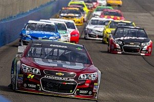 NASCAR Cup Interview Jeff Gordon, not done yet: 'I know that time is running short.'