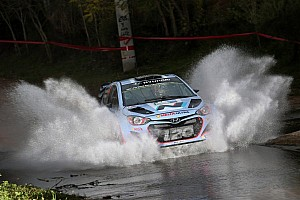 WRC Interview Rally Argentina press conference: 'One of the roughest rallies I have seen'
