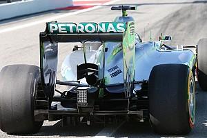 Formula 1 Breaking news Mercedes' rivals may block 'megaphone' exhaust
