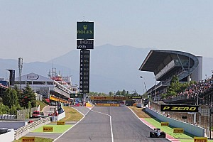 Formula 1 Qualifying report McLaren's Button to start Spanish GP from eighth on the grid