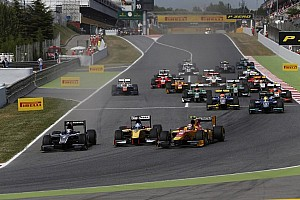 Formula 1 Breaking news GP2 field faster than F1 backmarkers in Spain