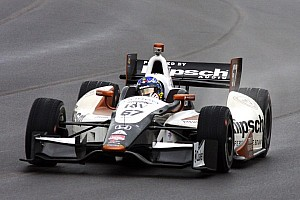 IndyCar Race report Newgarden, SFHR take tough road to finish 17th at GP of Indy