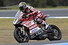 The Ducati Superbike Team concludes a one-day test at Imola