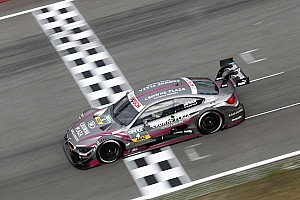 DTM Preview No sooner is one race over, than the next begins: round two of the BMW M4 DTM's debut season