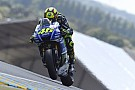 Second row start for Movistar Yamaha in Le Mans