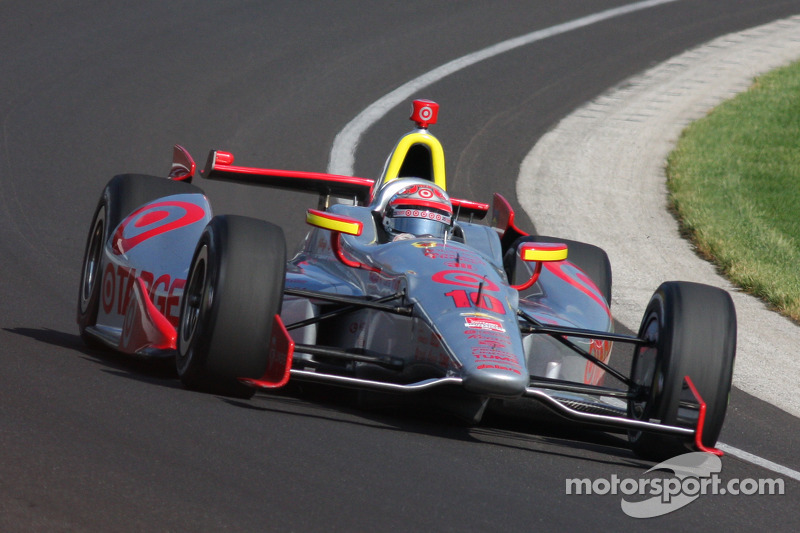 Qualifying continues at Indianapolis