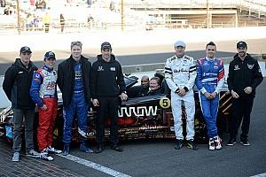 IndyCar Special feature Sam Schmidt drives again