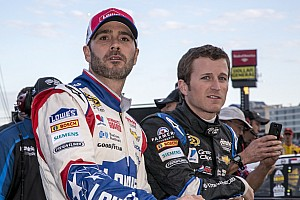 NASCAR Cup Qualifying report In their own words: Chevrolet drivers talk Charlotte qualifying