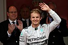 Rosberg claims second consecutive Monaco GP victory