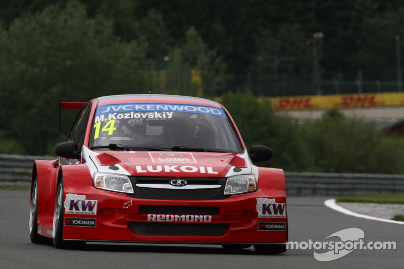 LADA Sport LUKOIL increases points tally in bruising Austrian clash