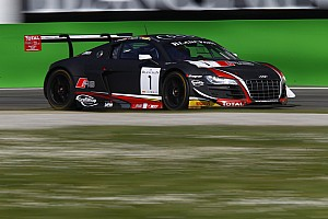 Blancpain Endurance Race report Magnificent podium for Vanthoor at Silverstone
