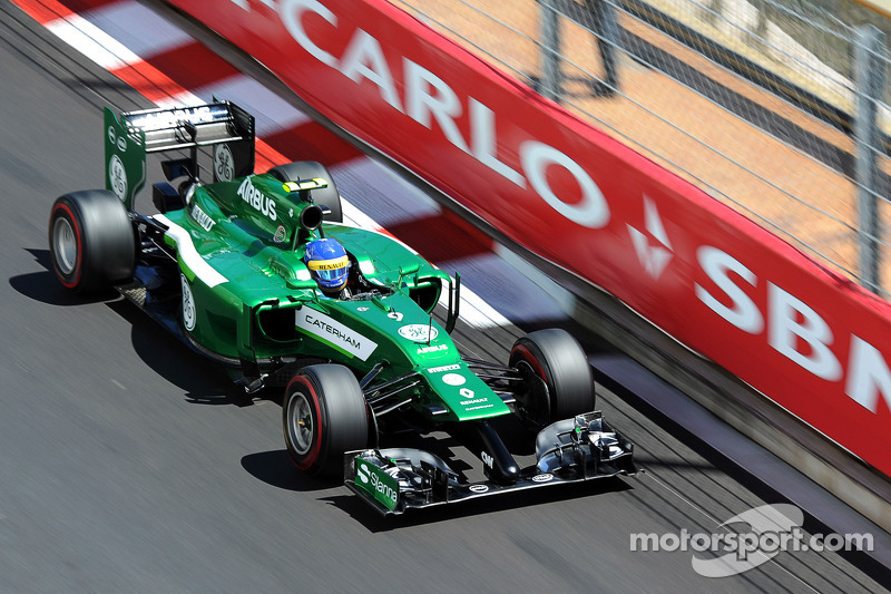 Caterham seeking investment, not sale - Fernandes