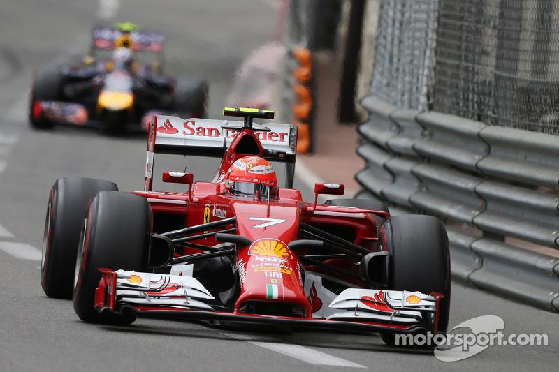 Raikkonen admits 2014 title chance 'over'