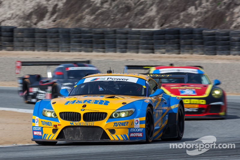 Turner BMW moves on to Motown carrying momentum
