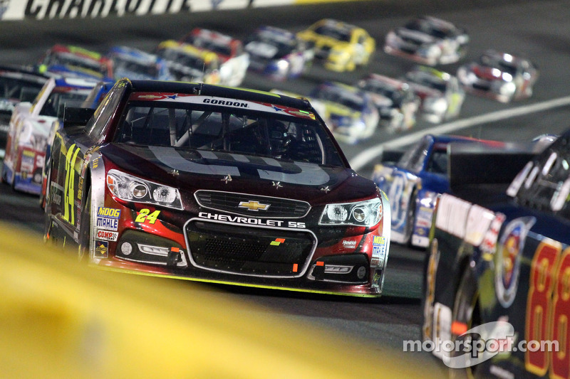 In his own words: Jeff Gordon on Dover