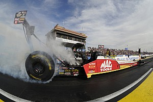 NHRA Qualifying report Kalitta, Pedregon, Johnson and Krawiec quickest in NHRA Summernationals qualifying