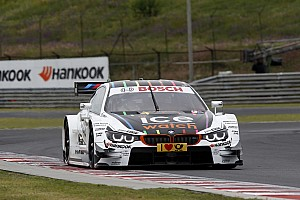 DTM Race report Marco Wittmann earns victory in Hungary