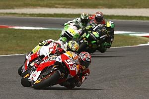 MotoGP Race report Bridgestone: Marquez emerges victorious in magical Mugello due