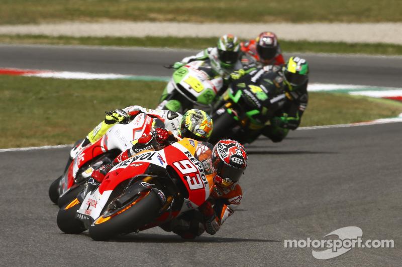 Bridgestone: Marquez emerges victorious in magical Mugello due