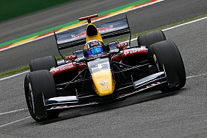 Formula V8 3.5 Race report Carlos Sainz and DAMS dominate in the Ardennes!