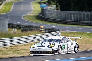 Le Mans Preview Porsche keen to repeat last year's GT victory