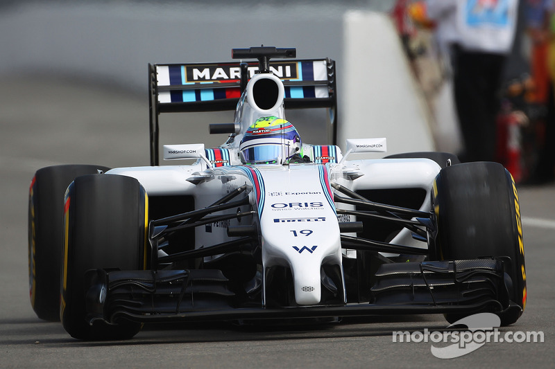 A fairly standard Friday in Canada for Williams