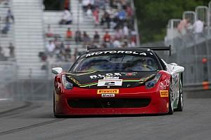 Ferrari Race report Perez doubles up in Ferrari Challenge North America at Montreal