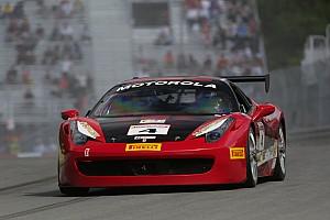 Ferrari Race report Three podiums for Scuderia Corsa in Montreal