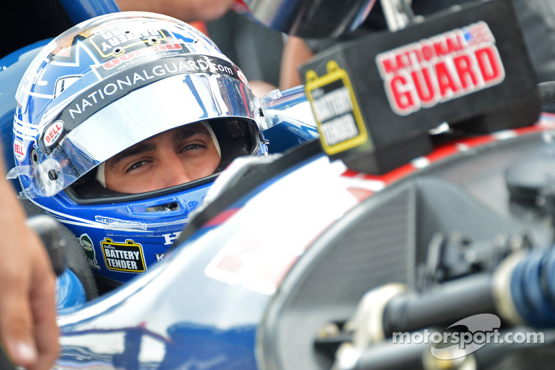 Filippi joins Rahal team for Houston and Toronto twin bills