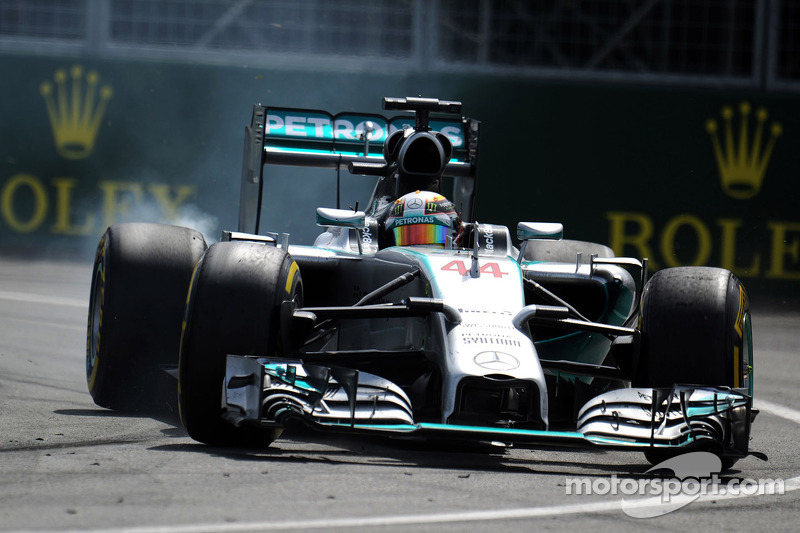 Mercedes understands Canada problems - Wolff