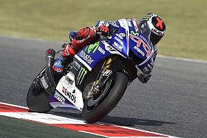 MotoGP Practice report MotoGP action begins in Catalunya