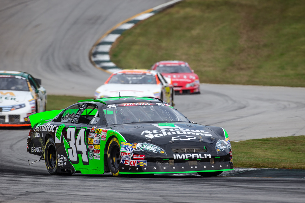 NASCAR K&N: Rhodes, Jones, Hayley, Ruston at Five Flags