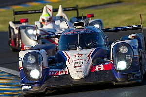 Le Mans Race report Toyota Racing luckless at Le Mans
