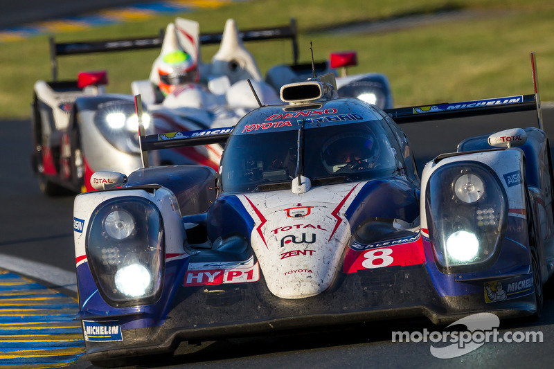 Toyota Racing luckless at Le Mans